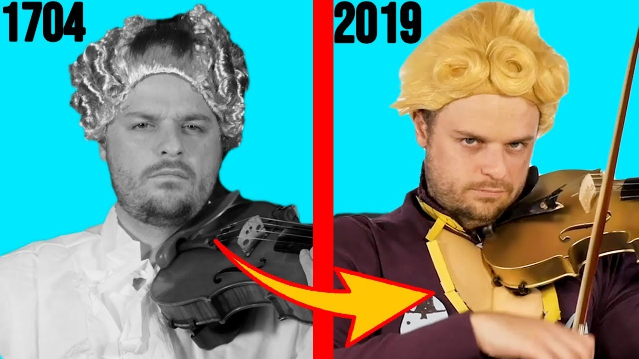 From Bach To Jojo The Evolution Of Meme Music 1704 2019 Youtube