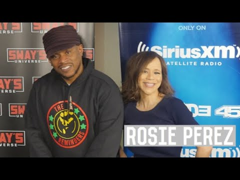Rosie Perez Talks Boxing, Current State Of Puerto Rico, and New NBC  'Rise'