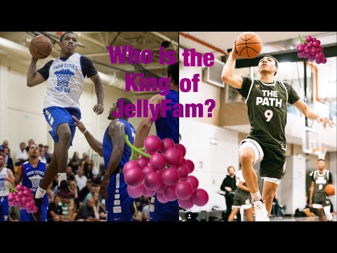 Isaiah Washington vs Jahvon Quinerly Who is the King of JellyFam? 🍇