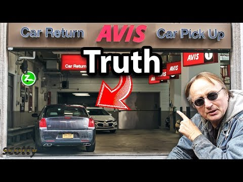 The Truth About Rental Cars