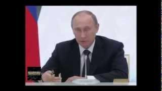 Путин жестко  отреагировал на вопрос о пенсиях! `Не надо стрелку на меня переводить`