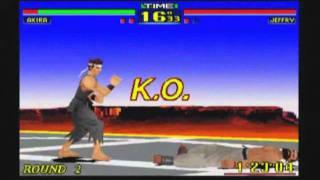 Virtua Fighter Remix for edge3d(NV1)