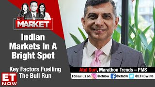 Finding the pockets of value in the market | Atul Suri to ET Now