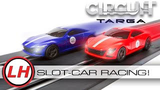 LiteHawk CIRCUIT TARGA | Head to Head Slot Car Racing!