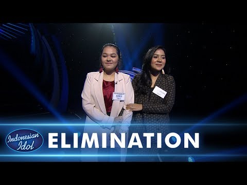 GREEN MILE: RIRI & IRINE - ELIMINATION 3 - Indonesian Idol 2018