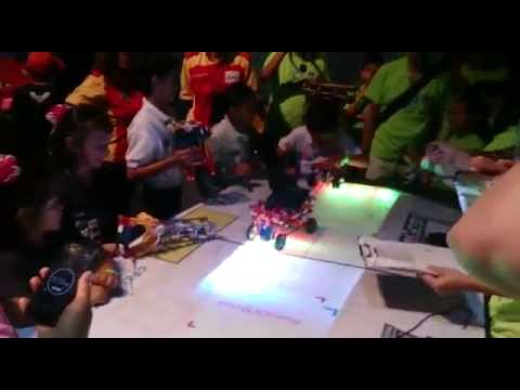 Tug Of War Robotic Science Competition