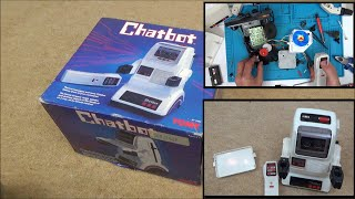 Trying to FIX: 1985 TOMY CHATBOT