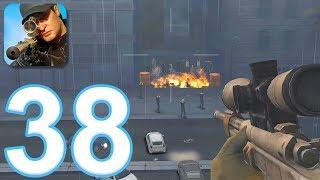 Sniper 3D Assassin: Shoot to Kill - Gameplay Walkthrough Part 38 - Region 13 (iOS, Android)