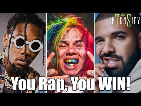 You Rap, You WIN! (2018 Edition) *WITH LYRICS!*