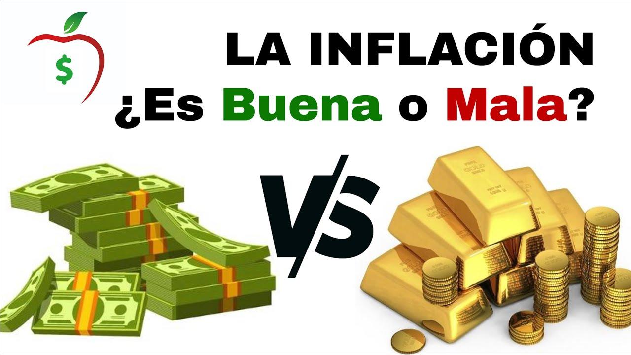 Entendamos la economía. La inflación ¿es buena o mala?