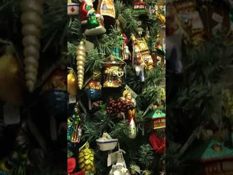 Christmas Old World Ornaments