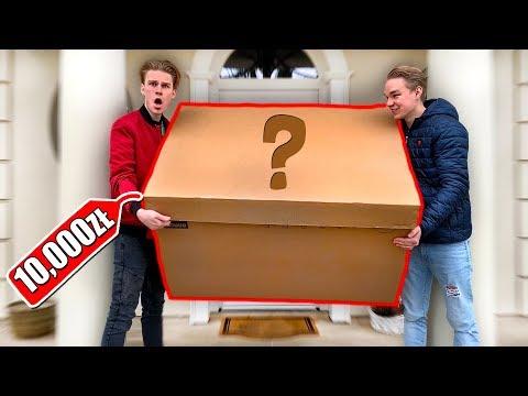 MYSTERY BOX ZA 10000 ZŁ! *byliśmy w szoku*