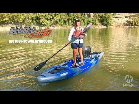 Big Rig HD - Jackson Kayak