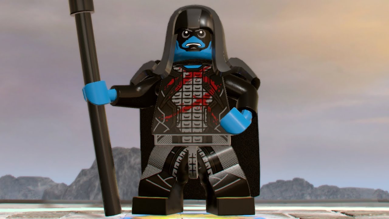 LEGO Super Heroes Marvel Ronan the Accuser
