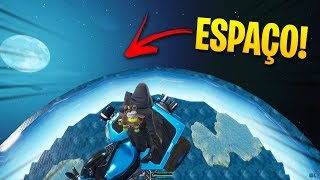 I WENT TO FORTNITE SPACE WITH THIS BUG! Amazing