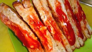 Tasty egg sandwich in 5min for breakfast