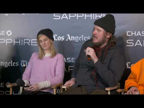 """Download Youtube: Sundance 2018: Ethan Hawke and Ben Dickey talk about their film """"Blaze"""