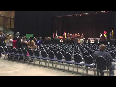 South Central Louisiana Technical College Graduation spring 2018