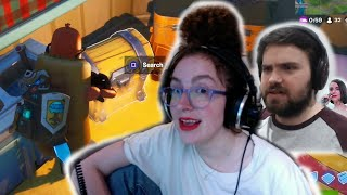 Fortnite With St. Vincent (Eventually): Episode 4