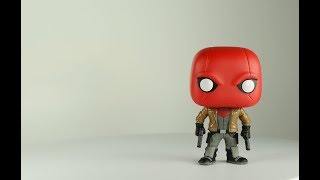 Red Hood Funko POP! Summer Convention Exculsive 2018 Unboxing and Closer Look