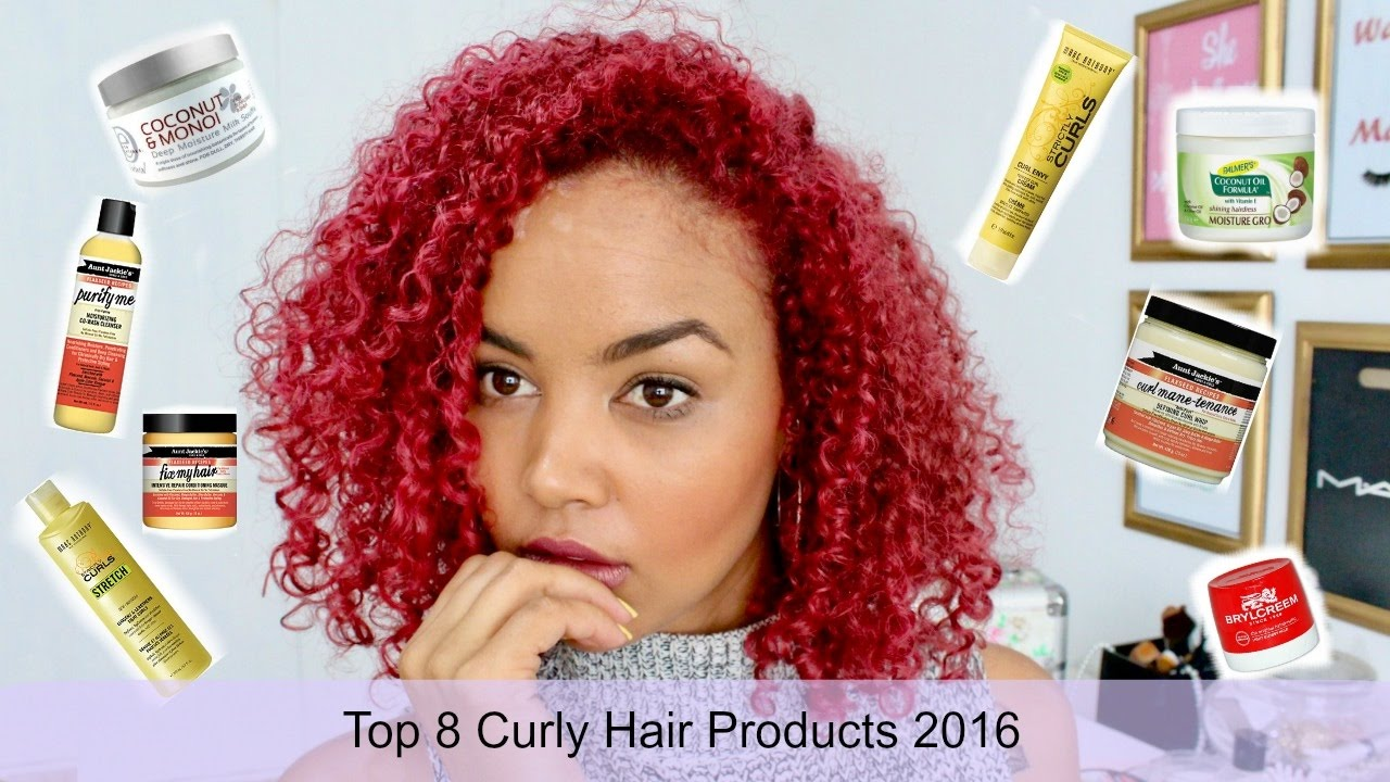 Top 20 Curly Hair Products 20   Naturally Curly   South African Beauty  Influencer