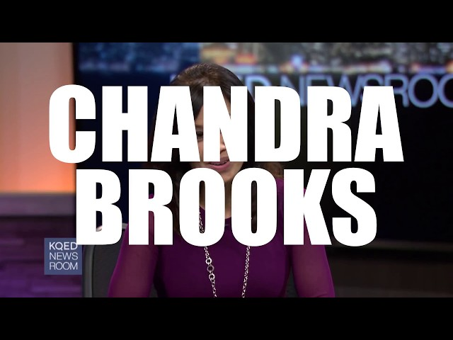 Who is Chandra Brooks