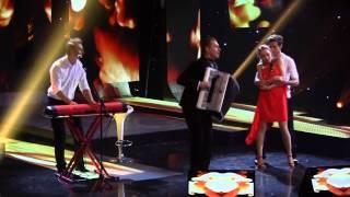 Полная версия спец номера Алексея Воробьева с семьей на финале шоу Наш Выход