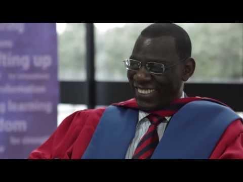NMMU International Graduate Dr Hanningtone Gaya