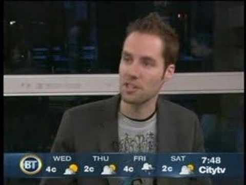 Jeremy Gutsche (TrendHunter.com) on Breakfast Television