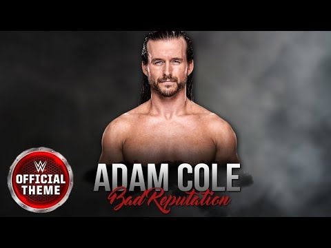 Adam Cole - Bad Reputation (Custom NXT Theme)