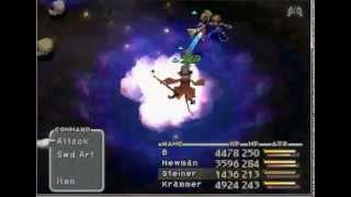 Final Fantasy IX gameplay
