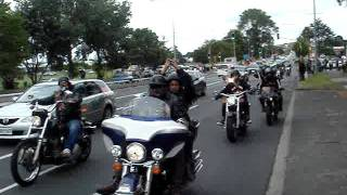 Ride With The Angels By Hells Angels Nomads NZ