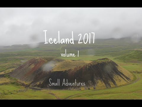 Iceland 2017 vl. 1 - Small Adventures