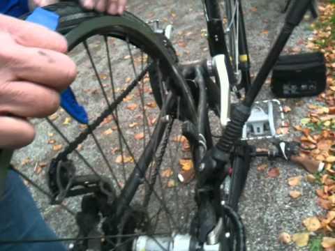 speiche gebrochen fahrrad
