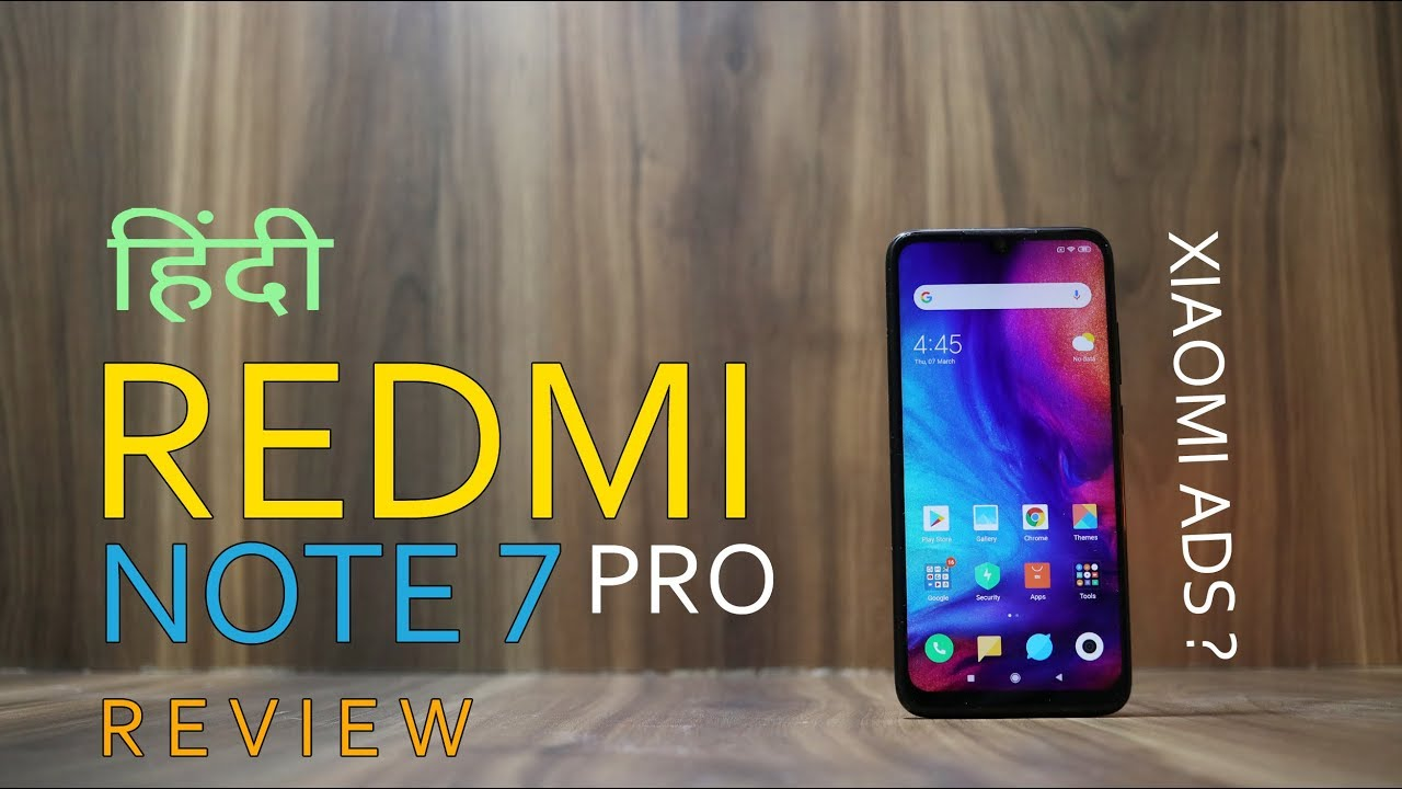 Redmi Note 7 Pro review - Best of the Best, Xiaomi Ads - how to Disable and  more