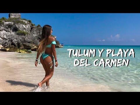 Playa del Carmen, Tulum y el Cenote | Mexico Vlog #1