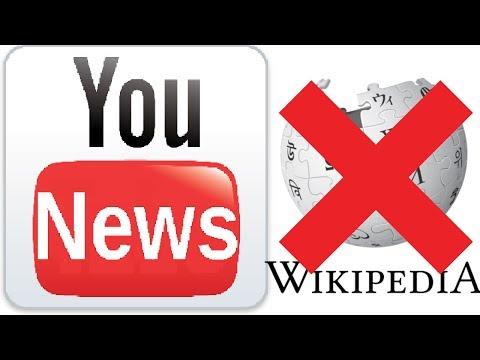 "YouNews #3: ""DON'T TRUST WIKIPEDIA"" -- Scientists"