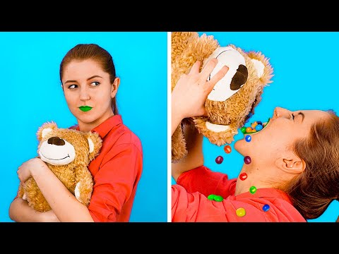 FUNNY LIFE HACKS WITH OLD TOYS || Genius Ways To Recycle by 123 GO! GOLD