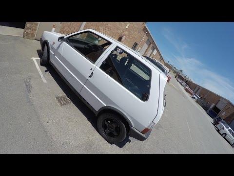 Quick Repair & Paint 1988 Fiat Uno Turbo