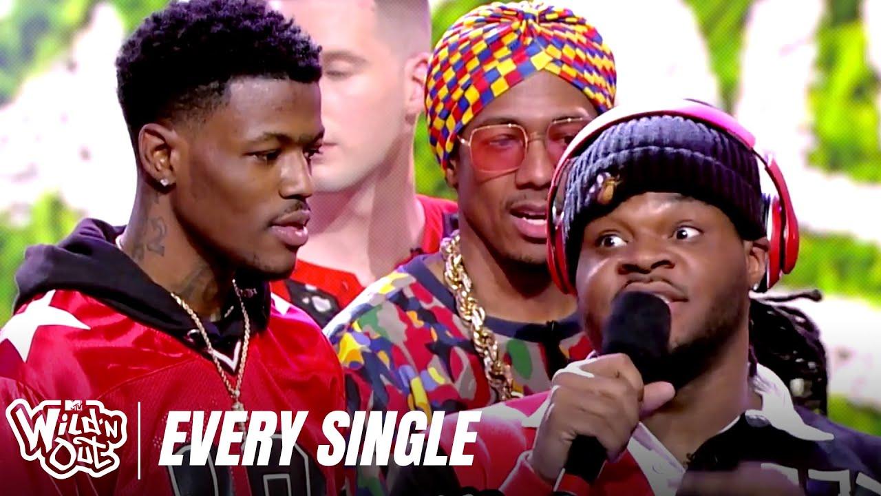 Every Single Season 11 Wildstyle ft. Keke Palmer, Vic Mensa, & More | Wild 'N Out