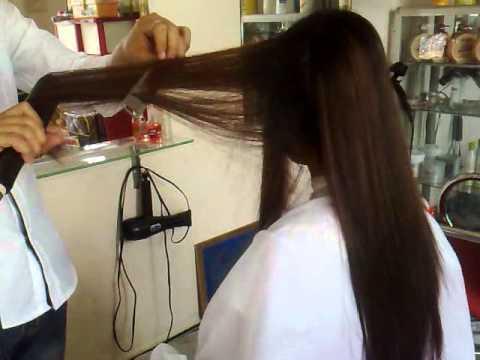 Nhật Hưng hair salon - tóc chiếc lá