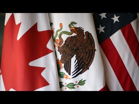 Trump pushes for fast NAFTA deal
