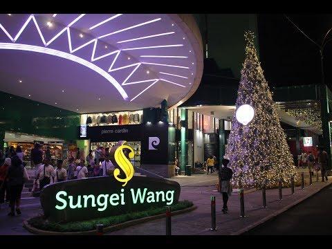 Christmas at Sungei Wang Plaza (Kuala Lumpur, Malaysia)