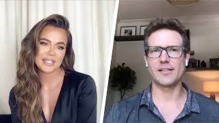 Khloe Kardashian and Dr. Travis Discuss Pandemic Parenting