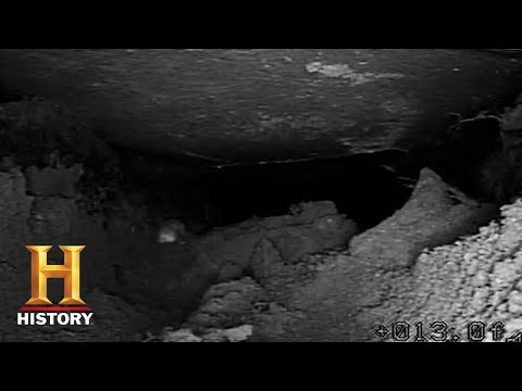 The Curse of Oak Island: ANCIENT TUNNEL UNEARTHED at Lot 21 (Part 2) (Season 7) | History