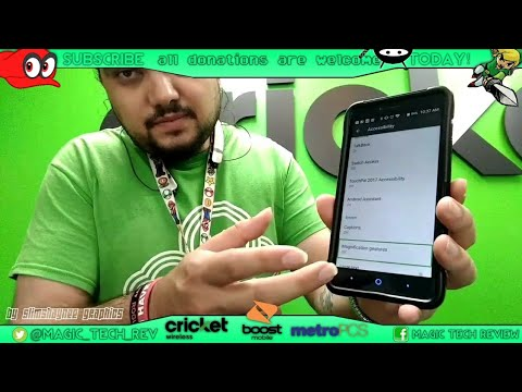 How To Turn Off Disable Remove Talk Back Accessibility App on Android Devices 2017