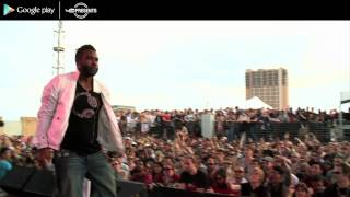 "Live From the Lot: Pharoahe Monch ""Still Standing"""