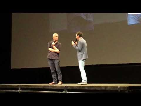 Bruno Dumont introduce Coincoin Et Les Z'Inhumains @ Festival di Locarno 2018