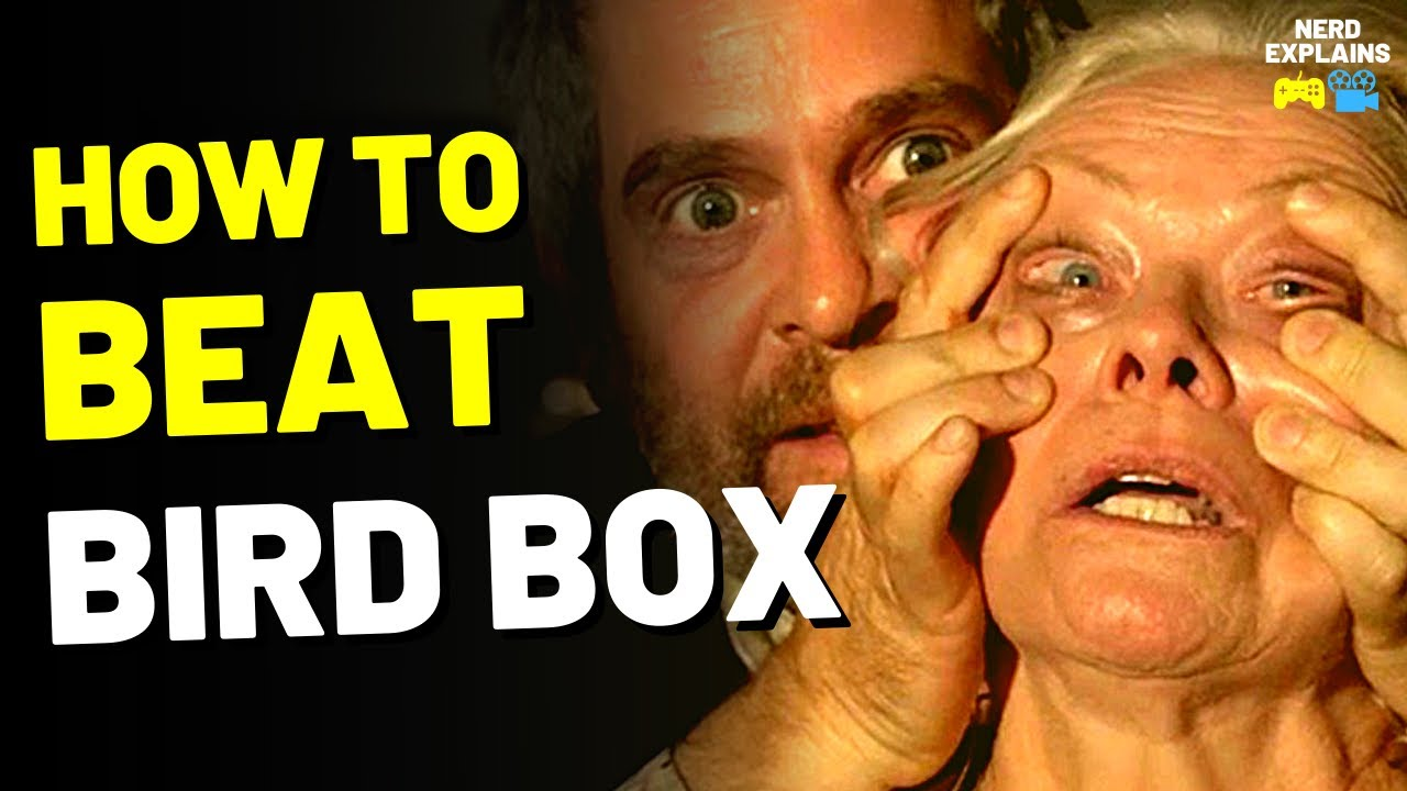 """Download How to Beat the DEADLY GHOSTS in """"BIRD BOX"""" (2018)"""
