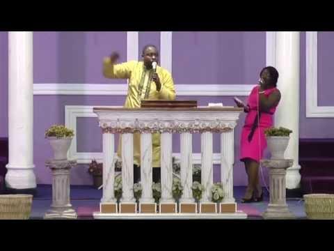 Apostasy in the Church, D.R. Congo - Apostle Gedeon Landu
